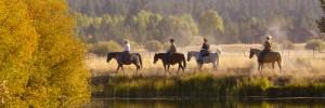 Sunriver, Oregon horsebackriding vacation