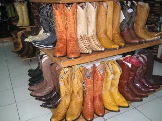 Cowboy Boots, cancun