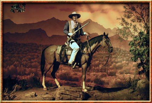 john wayne, horseback riding, cowboy, learn to ride western