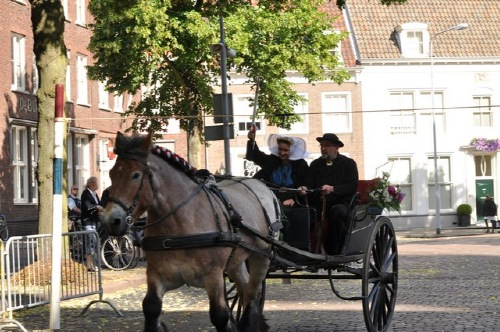 Carriage Ring Rider