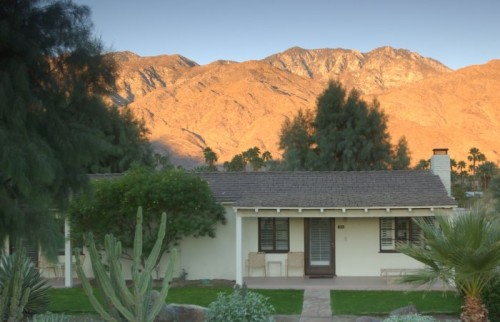 Stay in a Smoke Tree Ranch Cottage for your Horseback Riding Vacation