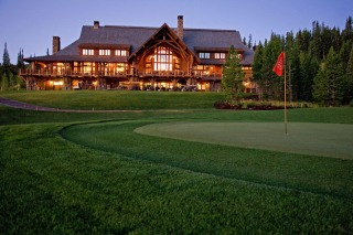 There's more than horseback riding at The Club at Spanish Peaks in Big Sky, Montana