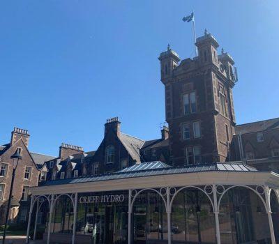 crieff hydro hotel, perthshire hotel, scottish highlands luxury hotel