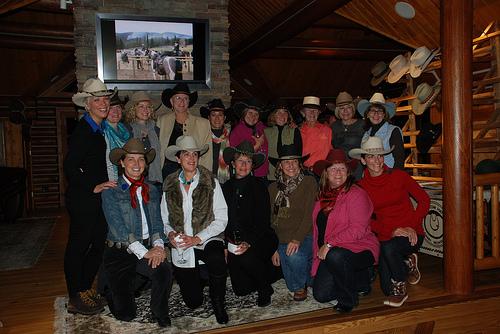 Triple Creek Ranch Klicks for Chicks