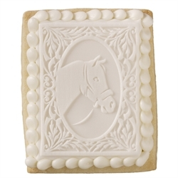 Take Queen City Cookies along on your next horseback riding vacation.