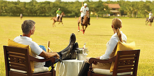 Casa de Campo Resort in La Romana's Dominican Republic is the regional hot spot for polo