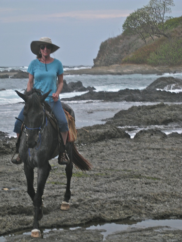 Eight days in Costa Rica on a horseback riding vacation
