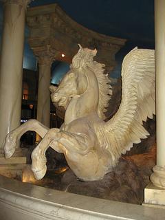 """""""Caesar's Pegasus"""""""