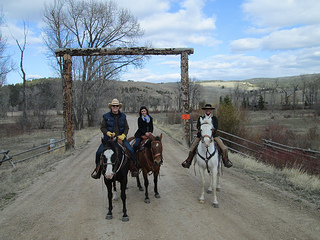 Ranch at Rock Creek riders