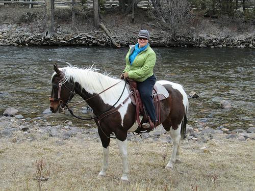 nancy d brown, rock creek, montana