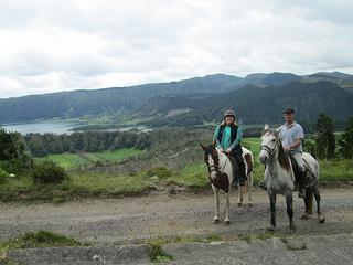 São Miguel horse riding