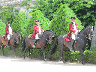 Picadors at Queluz Palace