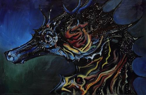 Seahorse, Jessi Sparkman