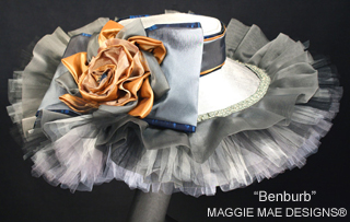 Benburb Hat, Maggie Mae Designs
