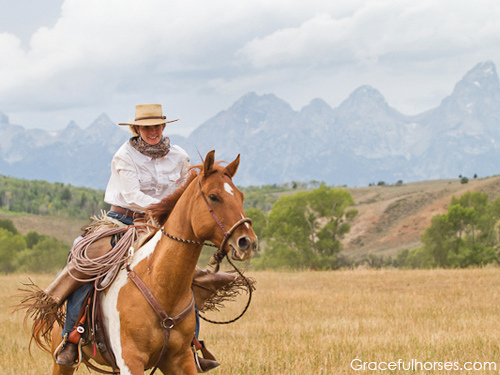 Gros Ventre River Ranch, Wyoming