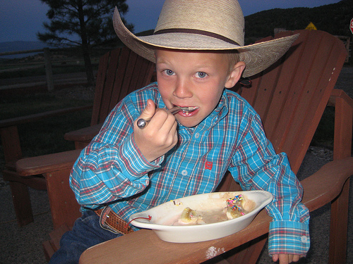 Whip Longwell, High Lonesome Ranch