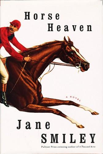 Horse Heaven, book