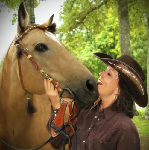 "buckskin horse, ""Mary Ann Kennedy"""