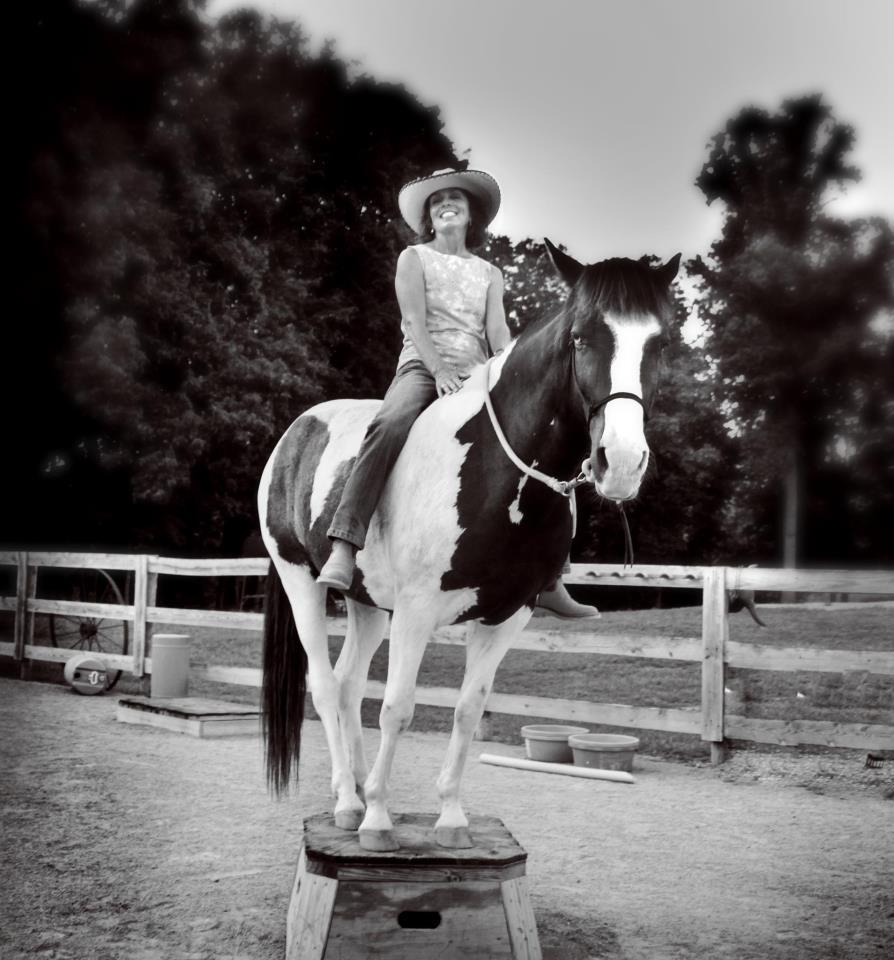 "horse, ""Mary Ann Kennedy"""