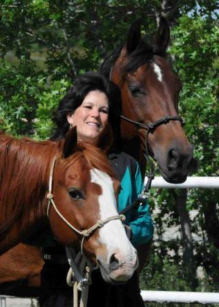 Melinda Folse, horses