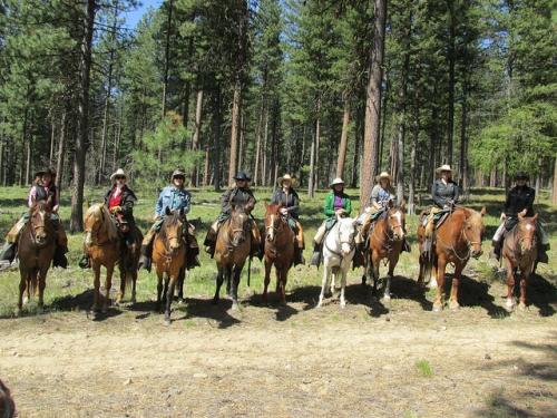 Triple Creek Ranch, Rocky Mountain Rendezvous