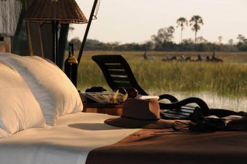 Aardvark Safaris, Macatoo Camp - Okavango Delta, Botswana