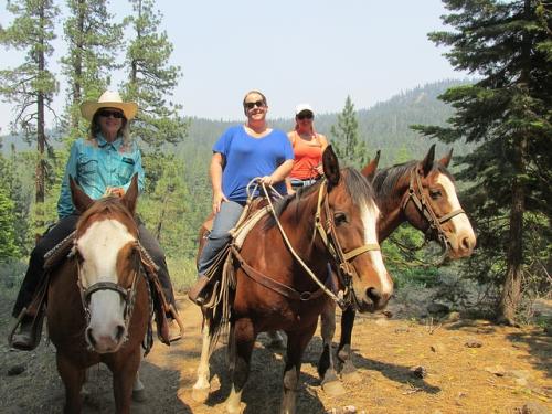 horseback riding, Alpine Meadows Stables