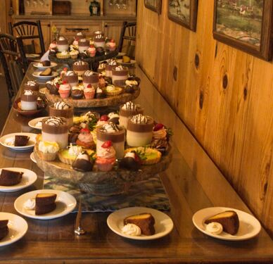 dessert, 4ur ranch, creede, colorado