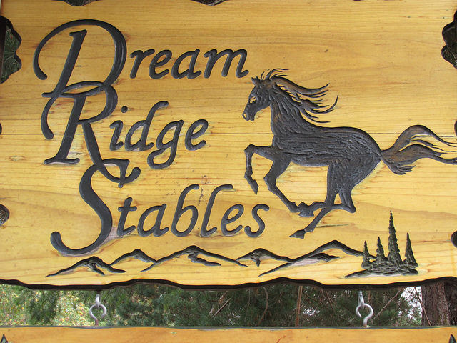 dream ridge stables, oregon city, oregon