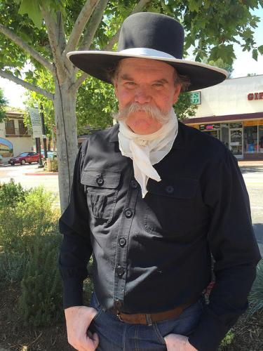 cowboy, waddie mitchell