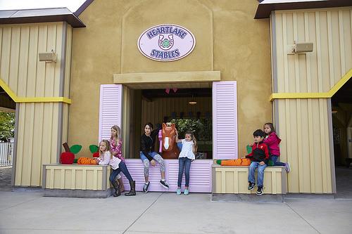 legoland, heartlake stables, carlsbad, california