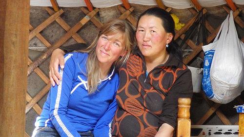 mongolia, sarah cornellier, mongolian ger, nomadic life