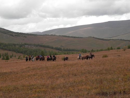 mongolian horse trek, mongolian horse holiday, mongolia horseback riding vacation, national geographic expeditions, mongolia, horseback riding