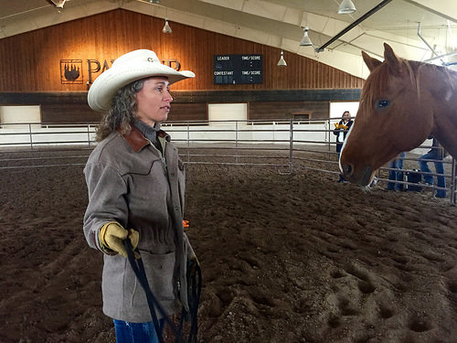 stacy westfall, the resort at paws up, cowgirl spring roundup