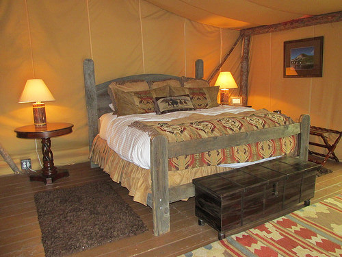 glamping, the resort at paws up, greenough, montana