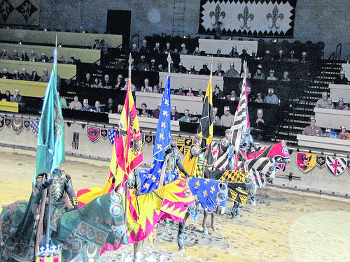 medieval times, horse show, pagent, horses, georgia