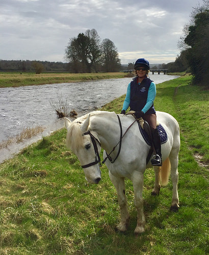 equestrian riding holidays, river nore, nancy d brown, horse riding mount juliet, kilkenny riding