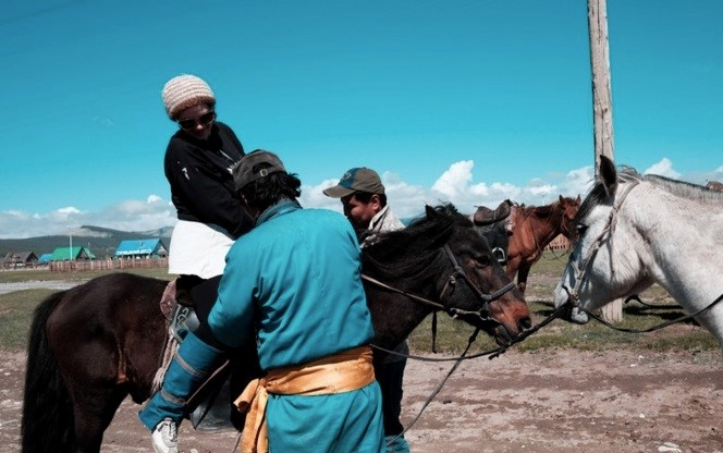 equestrian, horseback riding in mongolia, mongolian horse