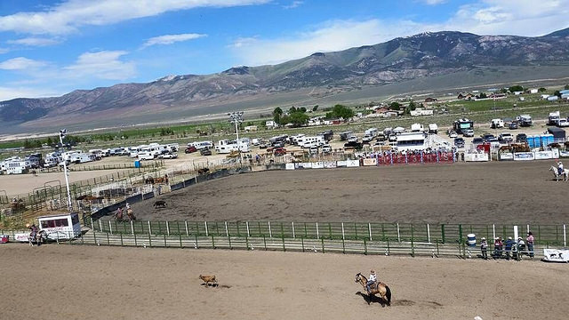 ely nevada white pine horse races, white pine ranch rodeo, things to do in ely nevada