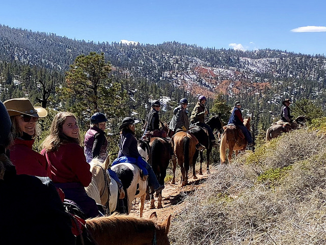 therese surdel, rubys horseback adventures, rubys grand adventures, horseback riding bryce canyon, bryce canyon horse rides, southern utah