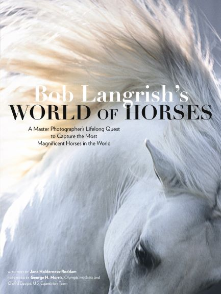 bob langrish, world of horses, 7 holiday gifts for horse lovers