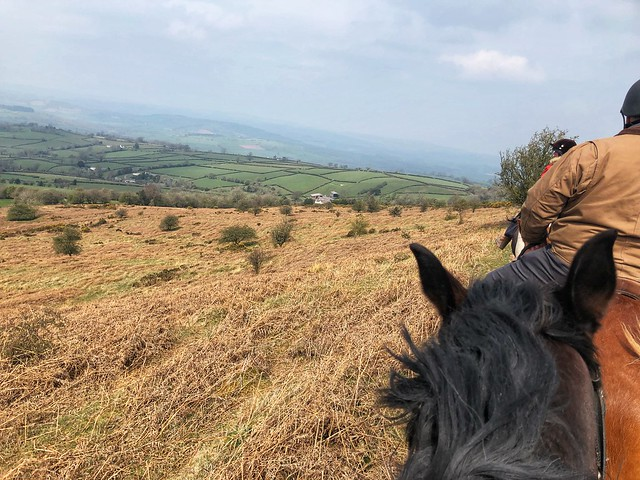 southern wales views, brecon beacons national park horse riding, welsh countryside powys wales